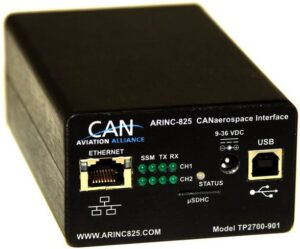 CANflight Dual Channel Bus Analyzer