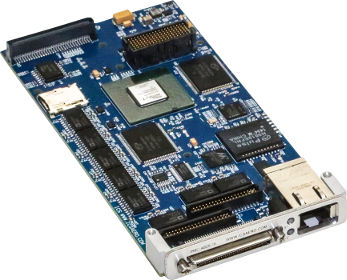 16 Channel XMC-A825-16 CAN and ARINC-825 Board